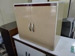 Armário de parede 2 portas cor : marfim