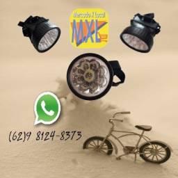 Lanterna de Cabeça - Bike mecânico eletricista