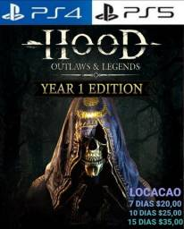 Hood Outlaws & Legends Year 1 Edition PS4 & PS5 Locacao
