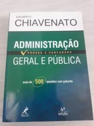 Administração Geral e Pública - Idalberto Chiavenato