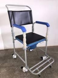 Cadeira de Higiene Pronta Entrega