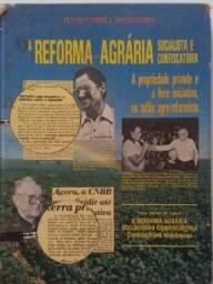 Livro - A Reforma Agrária Socialista e Confiscatória.