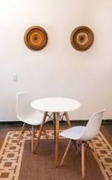 Promoção dia das mães!!Conjunto mesa 70 cm + 2 cadeiras !!