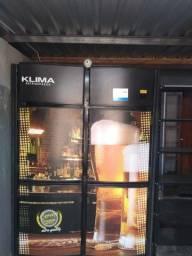 Cervejeira Klima 4 Portas 22 Caixa De Cerveja