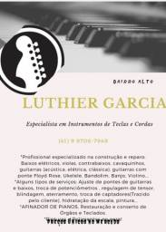 Luthier profissional