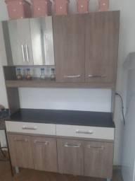 Armario de cozinha semi novo