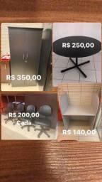 Vendo móveis escritório