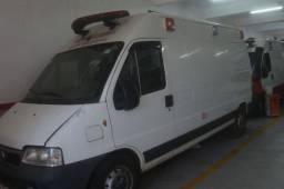 Ducato furgão 2014 furgão teto alto ambulancia
