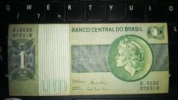 Cédula Cz$ 1,00