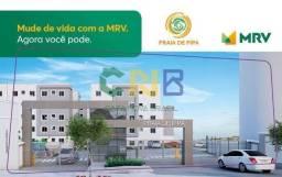 Apartamento à venda em Ponta Negra Natal/RN casa verde e amarela