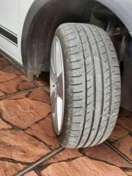 Vendo ou troco por pneu 205/40/17