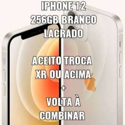 iPhone 12 - 256 GB - BRANCO