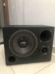 Caixa de som trio muito potente (acompanha 1 módulo)