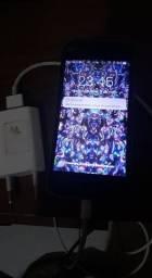 Iphone 5S tela quebrada