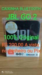 JBL GO2 100% ORIGINAL A PRONTA ENTREGA