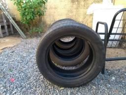 Vendo pneus 205/5516