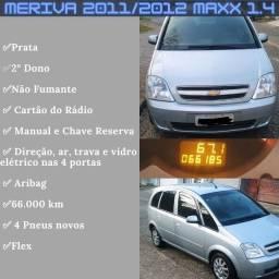 Meriva 2011 /2012 Maxx