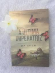 Livro A última imperatriz
