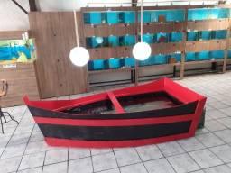 Lagos aquários fontes