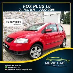 VW Fox 1.6 Plus