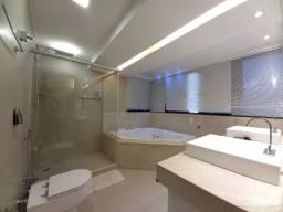 apartamento 03 quartos sendo todos suíte com excelente localização em caldas novas