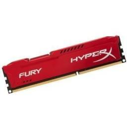 Memória RAM HyperX 4gb 1600Mhz
