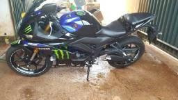 Yamaha yzf-r3 ediçao monsters