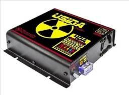 Fonte e carregador bateria usina spark
