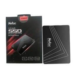 SSD 250 Gb Netac - Lacrado