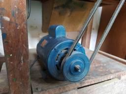 Motor de bancada para serra de cortar madeira Kohlbach 3/4 cv