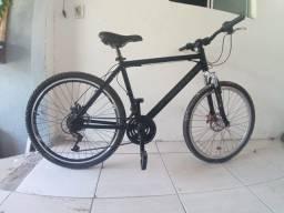 Bicicleta caloi aro 26 alumínio 21v