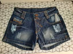2 shorts jeans 38