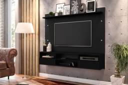 Painel de Tv Espanha- Preto (JP Móveis)