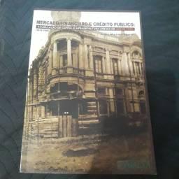 Livro - Mercado financeiro e crédito público - Felipe Marinho Duarte