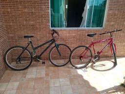 2 bicicleta aro 26