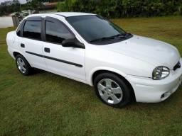 GM Corsa clássico 1.6 completo 2003, valor 13.800,00