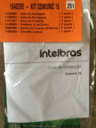 Central Interfone Intelbras Comunic 16