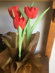 Flores em promoção