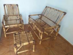 Jogo caseiras bambu - entrego