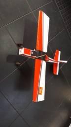 Aeromodelo kit treinador