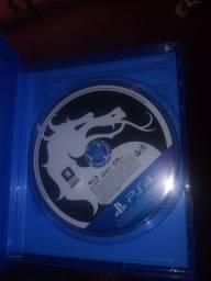 Controle PS4+ jogo