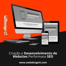 Criação de Sites   Criação de Lojas Virtuais   Landing Pages
