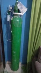 tubo de oxigenio completo R$ 3.200 zap *