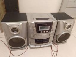 Rádio de estante