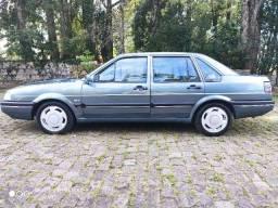 1992 - Santana GLSi 2.0 Gasolina Cambio Mecânico Raridade na Conservação