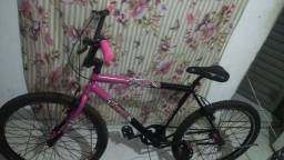 Estou vendendo essa bike top
