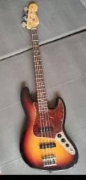 Vendo baixo Fender american jazz bass 2007