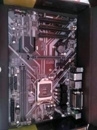 Gigabyte H310 D3 - ddr4, 8° e 9° geração