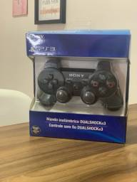 Controle PS3 sem Fio **OFERTA**