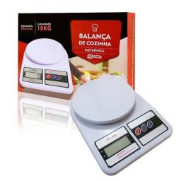 Balança Digital de Cozinha Eletrônica Alta Precisão Painel Digital 1g até 10kg MB Home